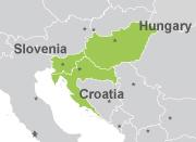 Pase Croacia/Eslovenia-Hungria